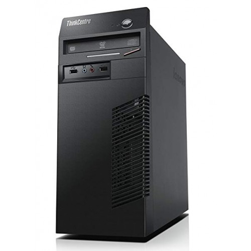 PC Lenovo ThinkCentre M75E Desktop, Sempr II 180 2.40Ghz, 4Gb DDR3, 250Gb SATA, DVD-ROM