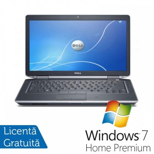Laptop SH DELL Latitude E6430, Intel Core i5-3340M 2.7GHz, 4GB DDR3, 250GB SATA, DVD-RW + Windows 7 Home Premium