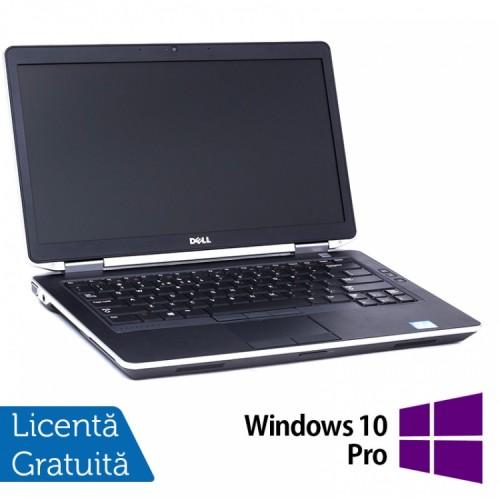 Laptop DELL Latitude E6430s, Intel Core i5-3230M 2.60GHz, 8GB DDR3, 256GB SSD, DVD-ROM, 14 INCH + Windows 10 Pro