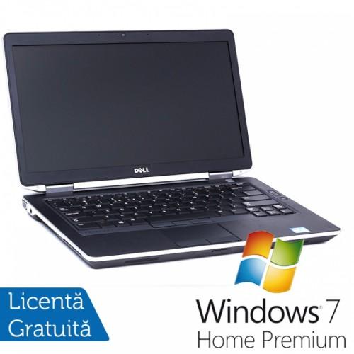 Laptop DELL Latitude E6430s, Intel Core i5-3230M 2.60GHz, 8GB DDR3, 256GB SSD, DVD-ROM, 14 INCH + Windows 7 Home Premium