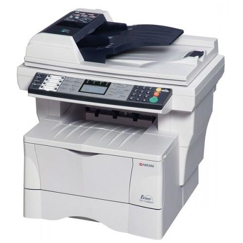 Multifunctionala Laser A4 Kyocera FS-1118MFP, 18 ppm, Retea, USB, Copiator, Scaner, Fax, Monocrom