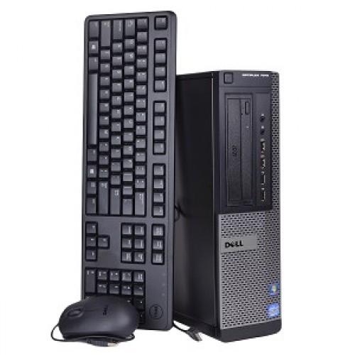 Calculator second hand Dell Optiplex 7010 DT (Desktop) Core i5-3470, 4GB ddr3, 500GB
