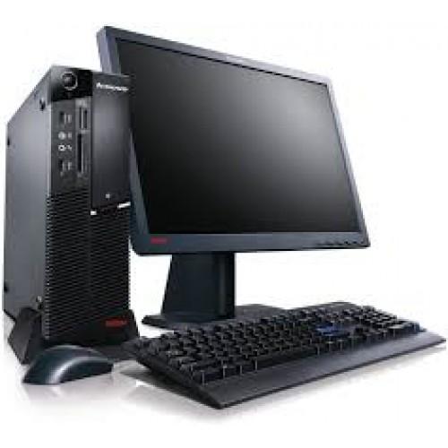 IBM M7522, Intel Core 2 Duo E5200, 2.50Ghz, 2Gb DDR2, 80Gb HDD, DVD-RW cu Monitor LCD ***