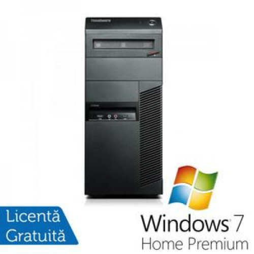 HP 6000 Pro SFF, Intel Core 2 Quad Q6600, 2.4GHz, 4GB DDR3, 250GB HDD, DVD-RW + Windows 7 Professional