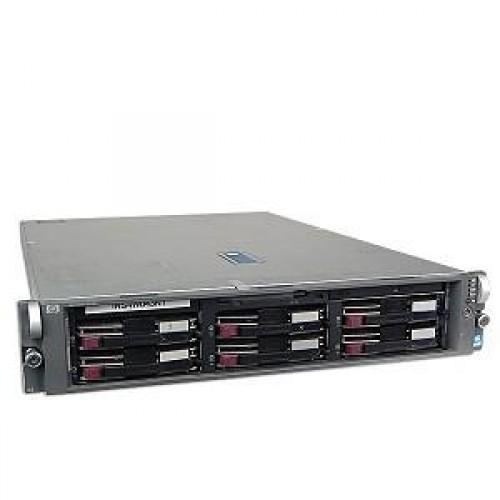 Server Second Hand HP Proliant DL 380 G4, Intel Xeon 3.6Ghz, 4Gb DDR2 ECC, 6x 146Gb SCSI, CD-ROM, RAID Smart i6