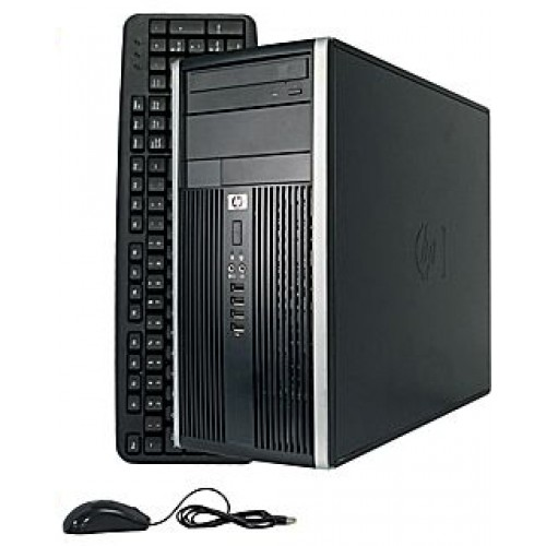 Calculator HP 8200 Elite Tower, Intel Core i5-2320 3.30GHz, 4GB DDR3, 250GB SATA, DVD-RW