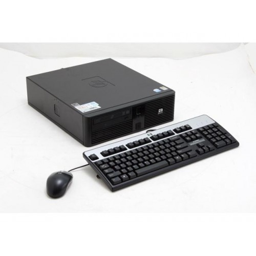 Calculator second-hand HP RP5700 desktop, Intel Core 2 Duo E6400 2.13Ghz,  2Gb DDR2, 160GB HDD, DVD-RW