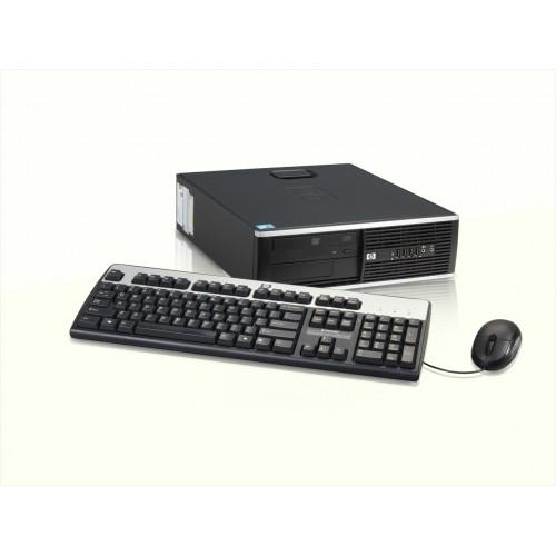 PC HP Compaq 6200 Pro Desktop, Intel Core i5-2400 3.10GHz, 4Gb DDR3 RAM, 500GB SATA, DVD