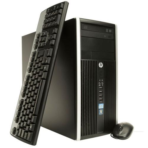 Oferta PC HP 8300 Elite Tower, Intel Core i5-3470 Gen III , 3.2Ghz, 4GB DDR3, 250GB HDD SATA , DVD-ROM