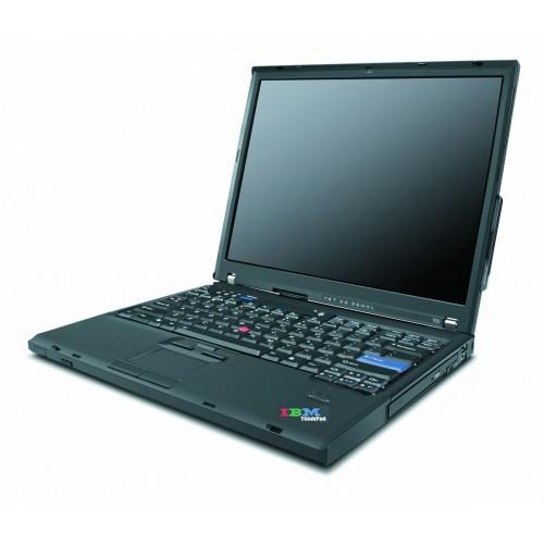 Laptopuri Lenovo IBM T60, Intel Core Duo T5600, 1.83Ghz, 2Gb DDR2, 160Gb, DVD-RW