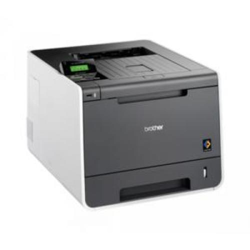 Imprimanta Laser Color Brother HL-4570CDW, Duplex, Retea, Wi-Fi, 30ppm