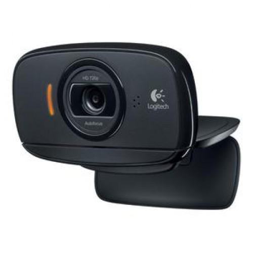 LOGITECH HD Webcam C525, 720p, Autofocus