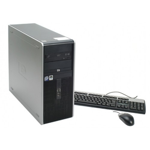 Calculator HP DC7900 Tower, Core 2 Duo E8400, 3.0Ghz, 2Gb DDR2, 160Gb HDD, DVD-RW