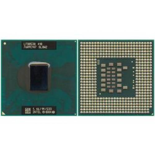 Procesor laptop Intel Celeron M 410, 1.46 GHz, 1Mb Cache, 533 MHz FSB