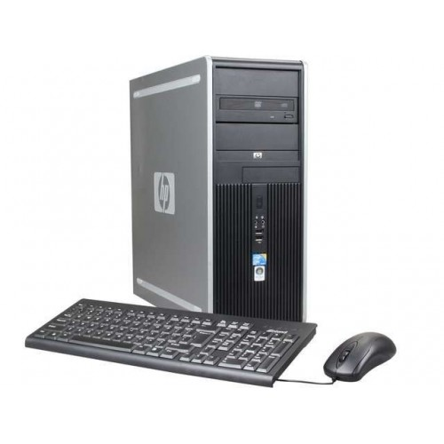 Calculator HP DC7900 Tower, Intel Core2 Duo E8400 3.00Ghz, 2Gb DDR2, 250Gb HDD, DVD