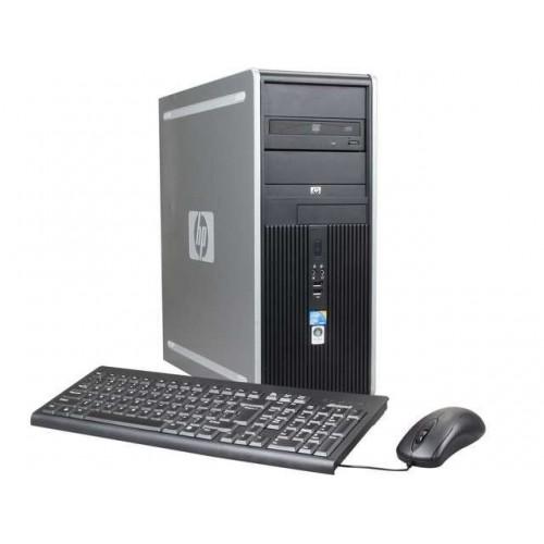Calculator HP Compaq DC7800 tower, Intel Core 2 Duo E6550 2.33Ghz, 2Gb DDR2, 160Gb SATA, DVD