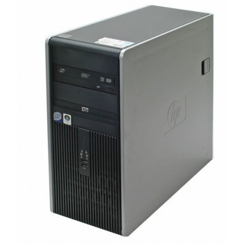 Calculator HP DC7900 MiniTower, Core 2 Duo E8400, 3.0Ghz, 4Gb DDR2, 160Gb HDD, DVD