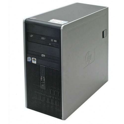 Calculator HP DC7900 Tower, Core 2 Quad Q9400 2.67Ghz, 4Gb DDR2, 160Gb HDD, DVD