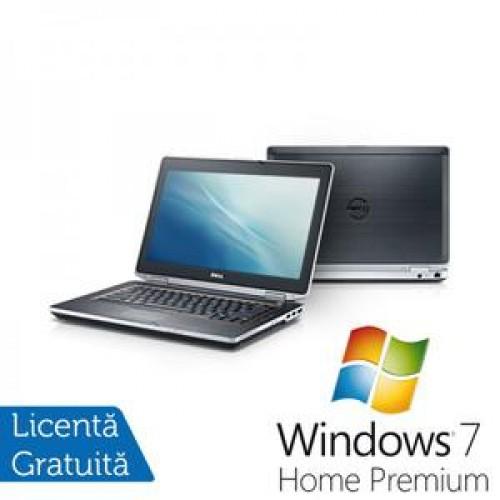 Dell Latitude E6420, Intel i5-2520M Dual Core, 2.5Ghz, 4Gb DDR3, 250Gb, DVD-RW, 14 inci HD Anti-Glare LED, HDMI + Windows 7 Home