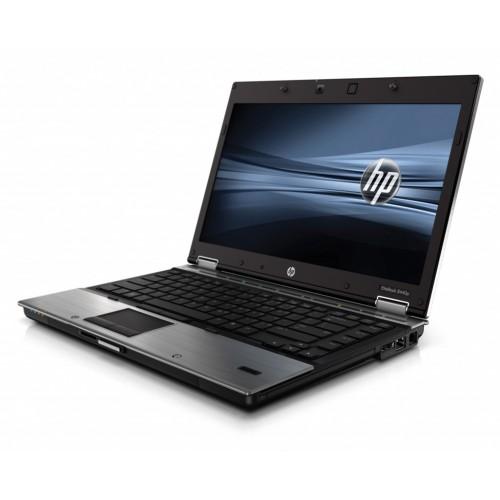 Notebook SH HP 8440p, Intel Core i5-520M, 2.4Ghz, 4Gb DDR3, 250Gb HDD, DVD-RW