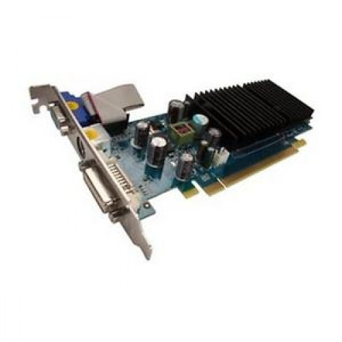 Placa video GeForce 7300GS 256MB DDR2 PCI Express DVI/VGA