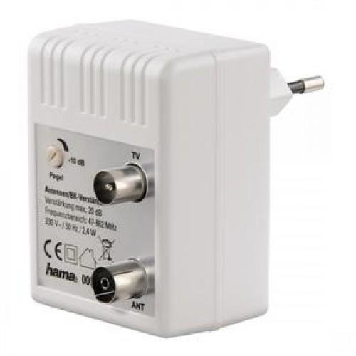 Amplificator HAMA Antena/CATV, 20dB