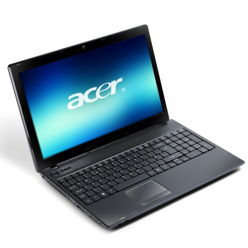 Laptop SH Acer Aspire 5253, AMD Dual Core E-350, 1.60Ghz, 4GB DDR3, 500GB HDD, DVD-ROM, 15 inch Wide, WebCam