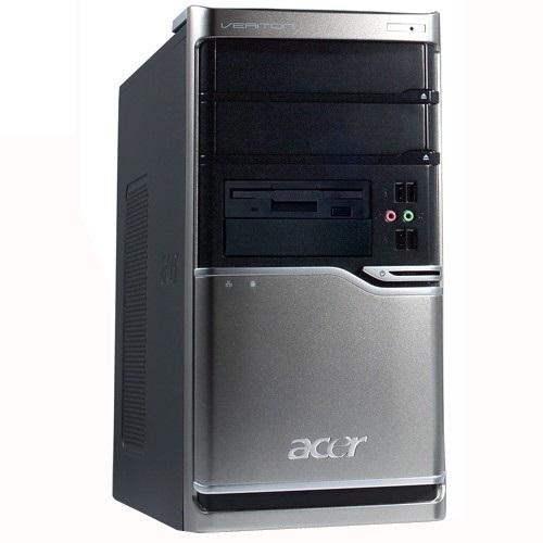 Calculatoare ACER Veriton M420, Dual Core Athlon x2 4850E, 2.8Ghz, 2Gb, 80Gb, DVD-Rom