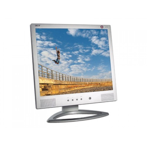 Monitor Supraveghere LCD Acer AL732  TFT 17 Inch 1280 x 1024 , Analog/DVI
