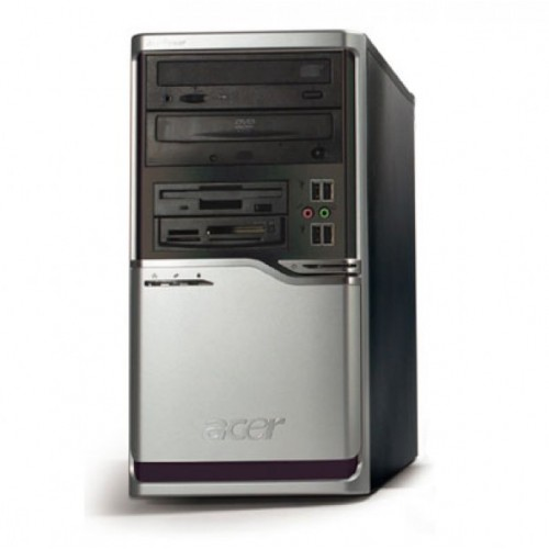 PC SH Calculator Acer Power M8, AMD Athlon 64 x2 3600+, 2.0Ghz, 2Gb DDR2, 160Gb SATA, DVD-RW