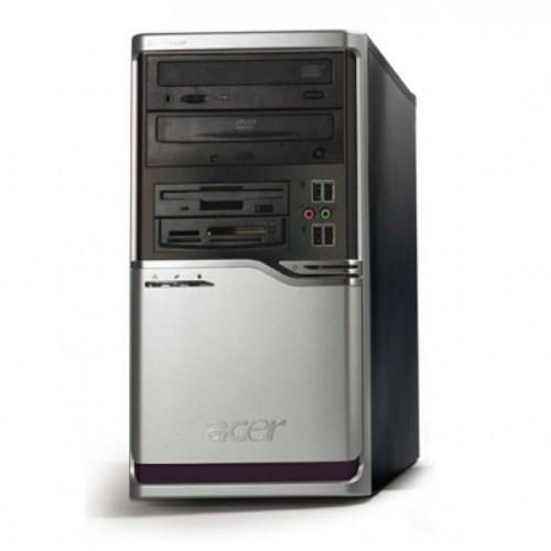 PC SH Calculator Acer Power M8, AMD Athlon 64 x2 3600+, 2.0Ghz, 2Gb DDR2, 160Gb SATA, DVD-RW