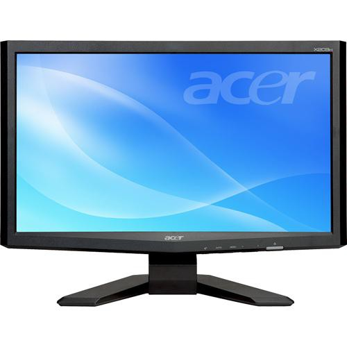 "Oferta Monitor Acer X203H de 20"" inch Grad A Widescreen"