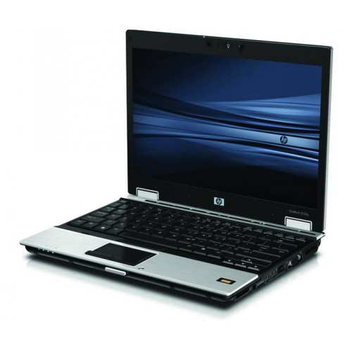 Laptop HP EliteBook 2530p, Intel Core 2 Duo L9400 1.86GHz, 3Gb DDR2, 160Gb HDD, DVD-RW, 12.1inch wide