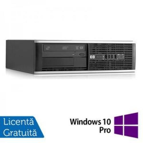 HP 6000 Pro SFF, Intel Core 2 Duo E8400, 3.0Ghz, 4Gb DDR3, 250Gb, DVD-ROM + Windows 10 Pro