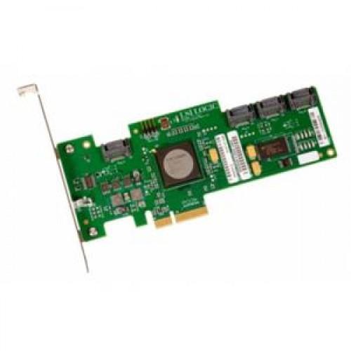 Adaptor intern LSI Logic SAS3041 SAS/ Sata PCI, 4 sloturi, Diverse Modele