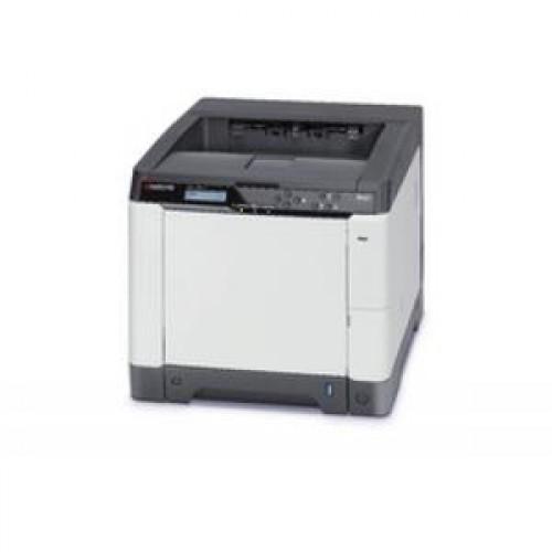 Imprimanta Sh KYOCERA ECOSYS P6021cdn, 21 PPM, 600 x 600 DPI, USB, Retea, A4, Color