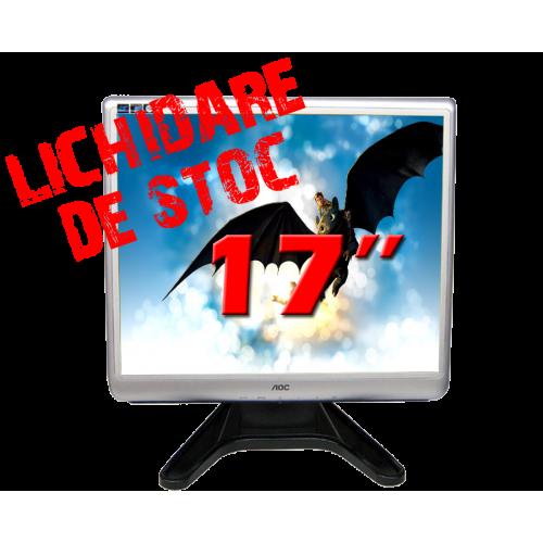 Oferta Monitor LCD SH AOC 1775A Diagonala de 17 inch