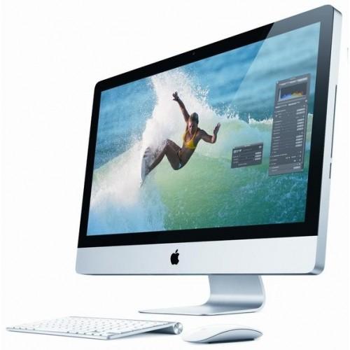 Apple iMac Intel Core i5 2500S 2.7GHz 1TB HDD 4GB DDR3 27 inch 2560 x 1440 DVD-RW