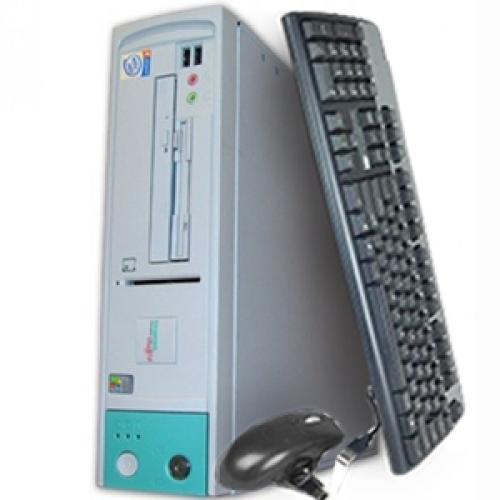Computer Fujitsu Scenic D, Procesor Pentium 4, 1.5ghz,Memorie RAM 512Mb, HDD 40Gb, CD-ROM ***