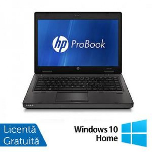 Laptop HP ProBook 6360B, Intel Core i3-2310M 2.10GHz, 4GB DDR3, 320GB SATA, DVD-RW + Windows 10 Home