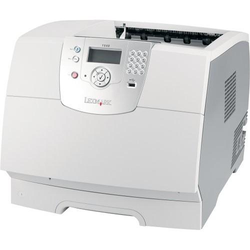 Imprimanta laser monocrom Lexmark T640, Fara Duplex, USB