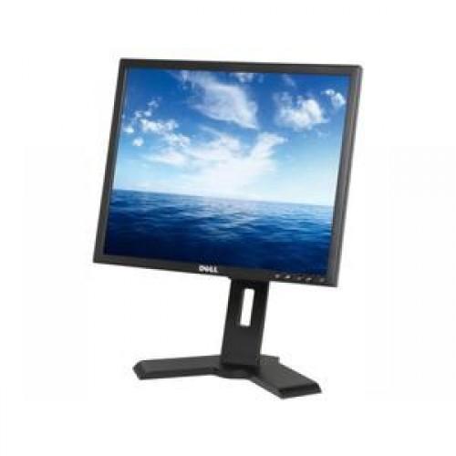 Monitor LCD Dell P190ST, 1280 x 1024 dpi, USB, VGA, DVI