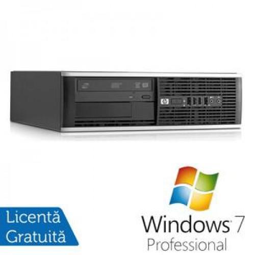 HP 6000 Pro SFF, Intel Core 2 Duo E8400, 3.0Ghz, 4Gb DDR3, 250Gb, DVD-ROM + Windows 7 Professional