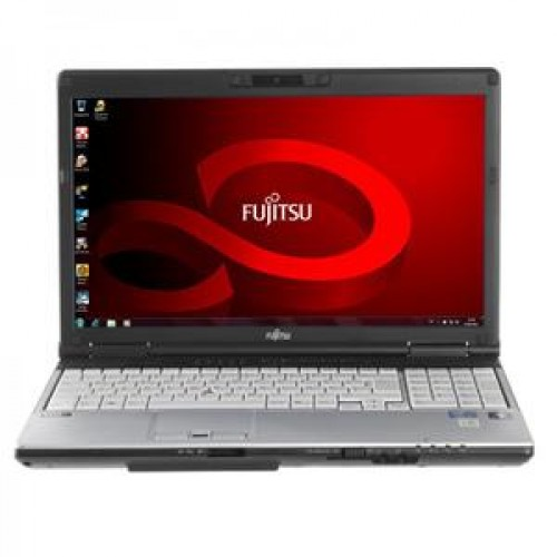 "Notebook SH Fujitsu Siemens E751, Intel Core i3-2310M 2.1 Ghz, 4Gb DDR3, 320Gb SATA, DVD-€""RW, 15.6 inch, tastatura numerica"