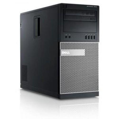 Dell OptiPlex 7010 tower Intel Core i7-3770 3.4Ghz, 8Gb DDR3, 500Gb SATA, DVD-ROM