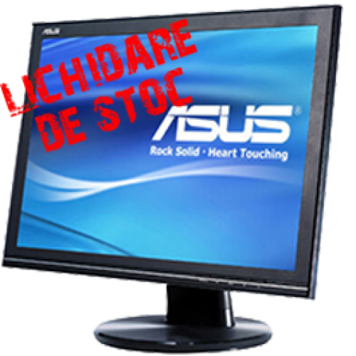 Monitor SH ASUS VW191S LCD 19 inch