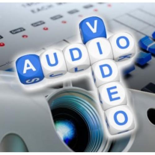 Service AUDIO-VIDEO