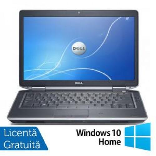 Laptop DELL Latitude E6430, Intel Core i5-3230M 2.60GHz, 8GB DDR3, 256GB SSD, DVD-ROM, 14 INCH + Windows 10 Home