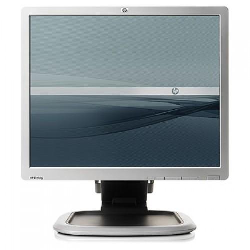 Monitor LCD SH, HP 1950g, 19 inci, 1280 x 1024, VGA, DVI, USB