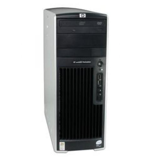 Hp Workstation xw6400, Intel Xeon Dual Core 5160, 3Ghz, 2Gb RAM, 320Gb HDD